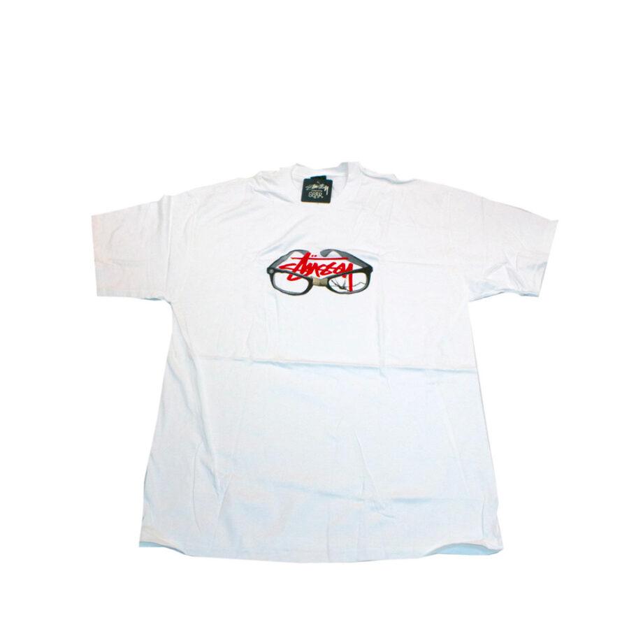 Stussy Nerd T-Shirt White 1901089 Limited Edition
