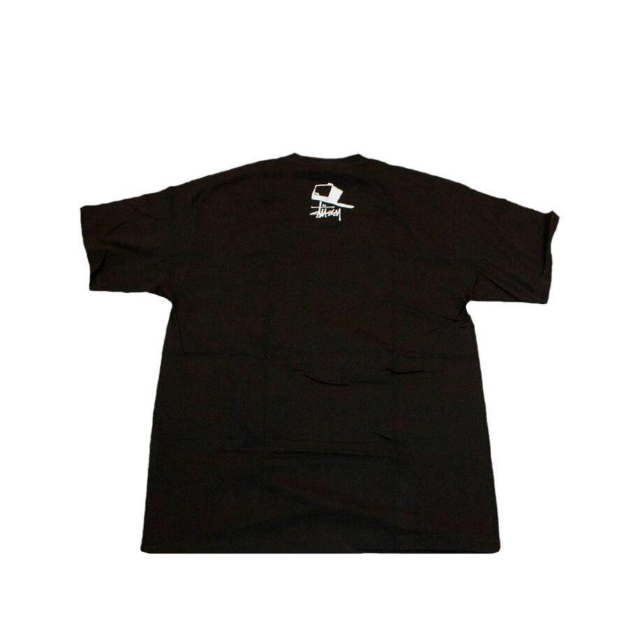 Stussy x Reas Nummy Num Num Tee Black Limited Edition