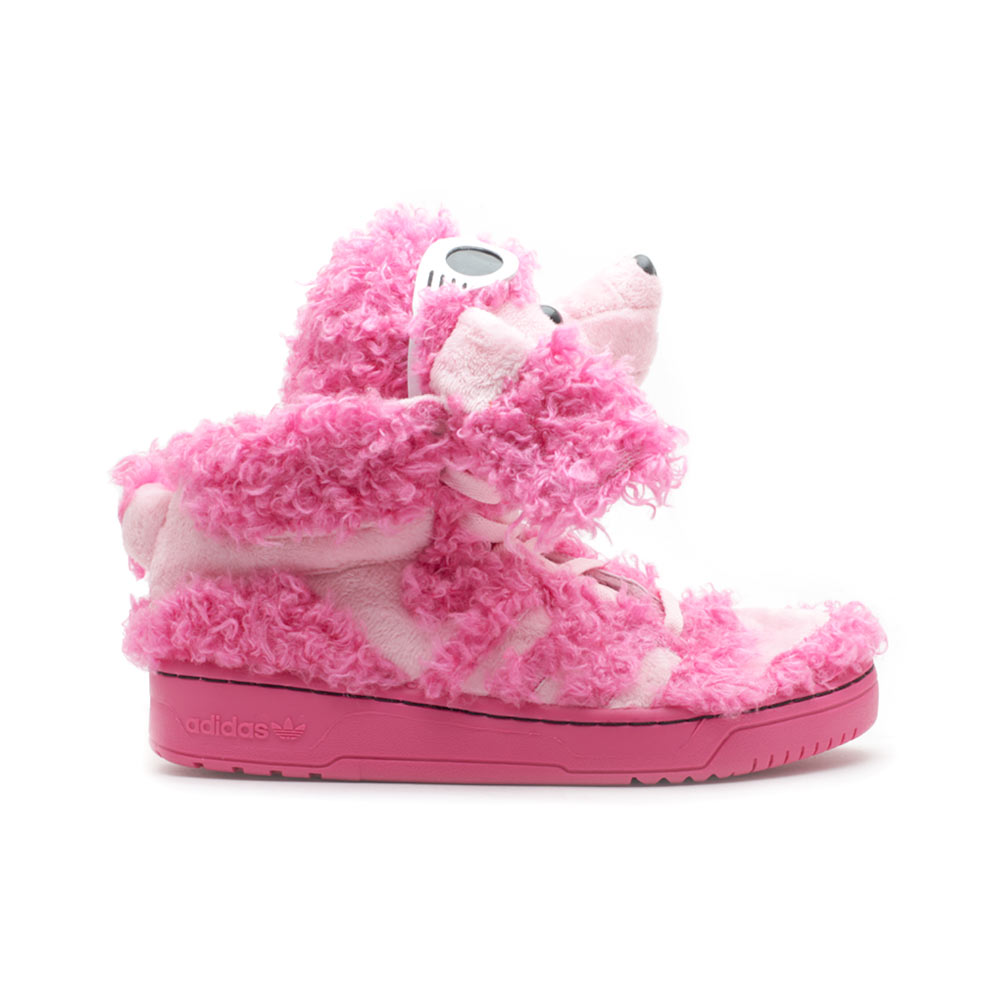 62635c2fe80f Adidas Jeremy Scott JS Poodle Bloom Diva Limited Edition