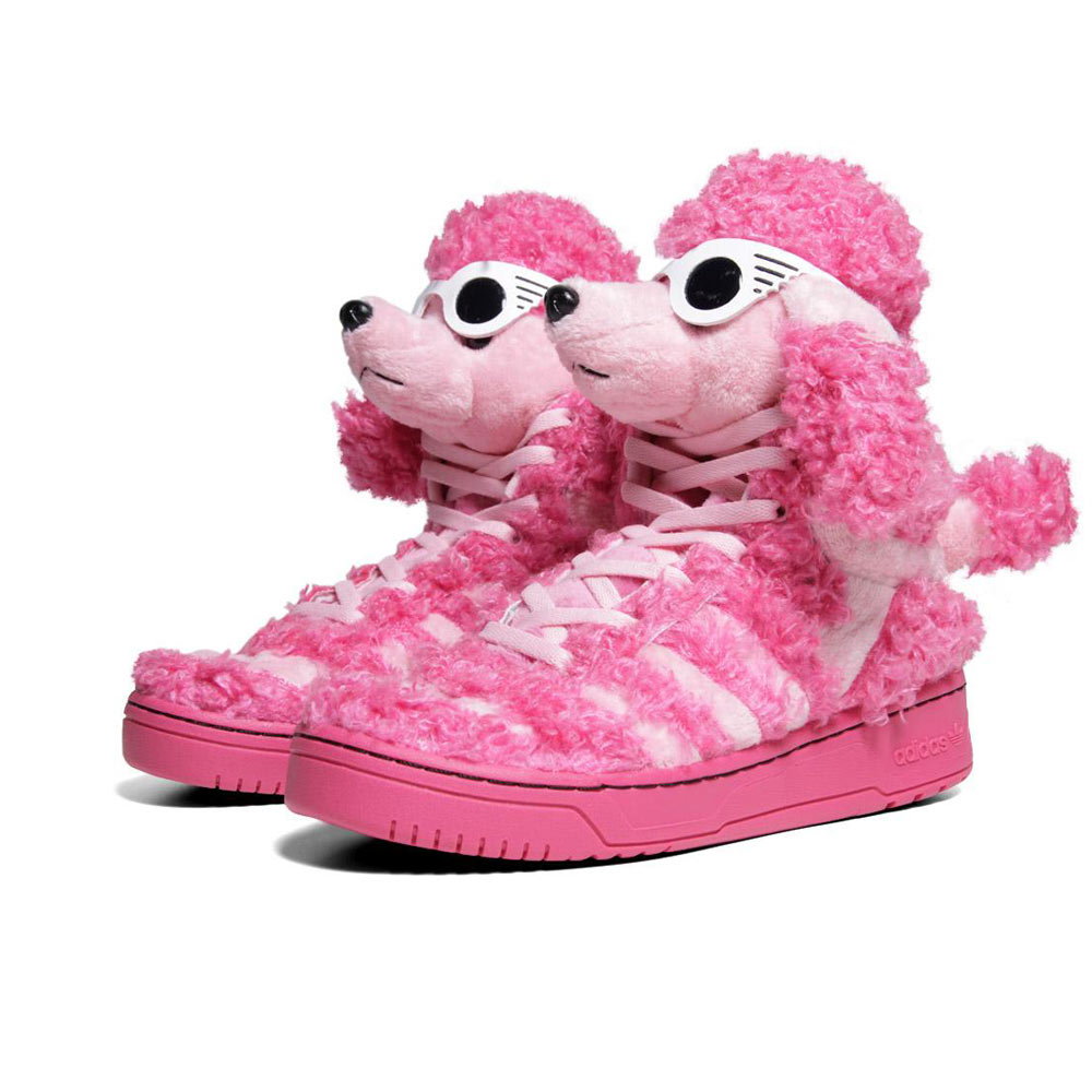 Adidas Jeremy Scott JS Poodle Bloom