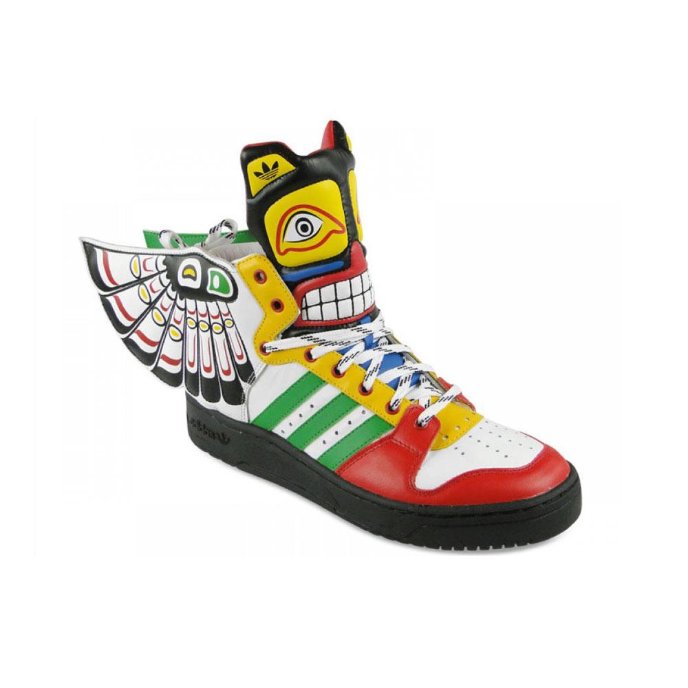 Autorizar Aliado Ordinario  Adidas Jeremy Scott ObyO Eagle Wing Totem