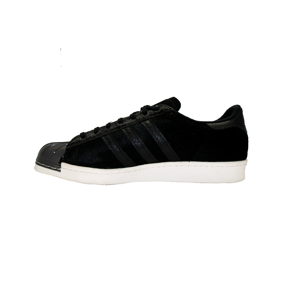 Adidas Originals Superstar 80S Metallic Toe Pack B26314 Pony Hair