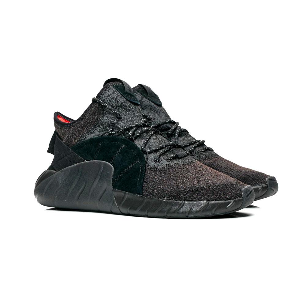 andare online stili classici più popolare Adidas Originals Tubular Rise Core Black sneaker BY3557