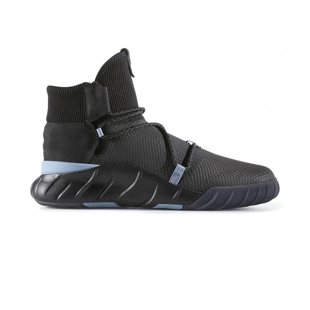 new style 38656 2eb64 Adidas Originals Tubular X 2.0 Primeknit Core Black Grey Four ...
