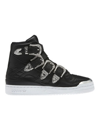 Adidas Originals X Jeremy Scott JS Forum Hi G61079 Black