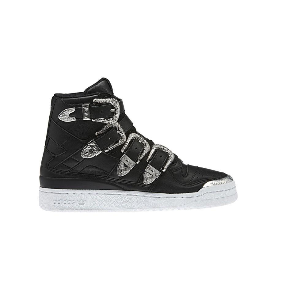 Adidas Originals X Jeremy Scott JS Forum Hi G61079 Black