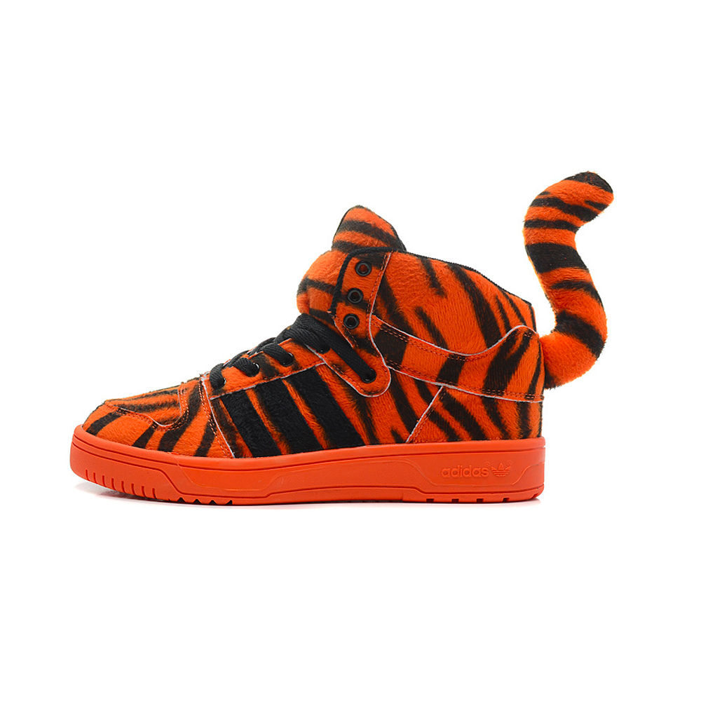 Adidas Originals X Jeremy Scott JS Tiger M29010 OrangeBlack