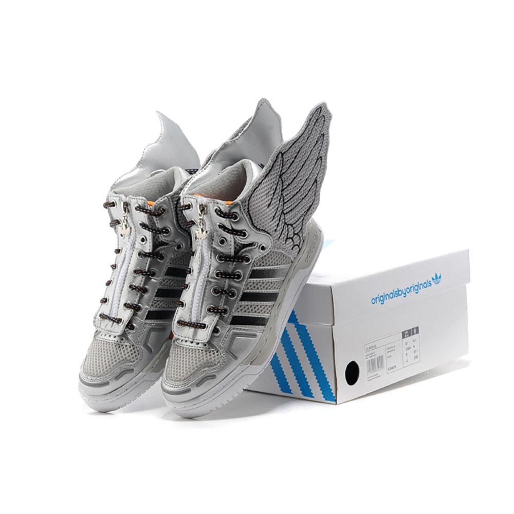 buy online 5661c 0c2a3 Adidas Originals X Jeremy Scott David Beckham Gazelle Vintage Mid. 🔍.  Adidas ...