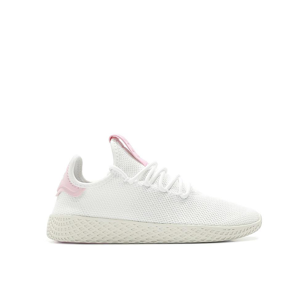size 40 ece63 f4952 Adidas Pharrell Williams PW Tennis HU W DB2558 white rose