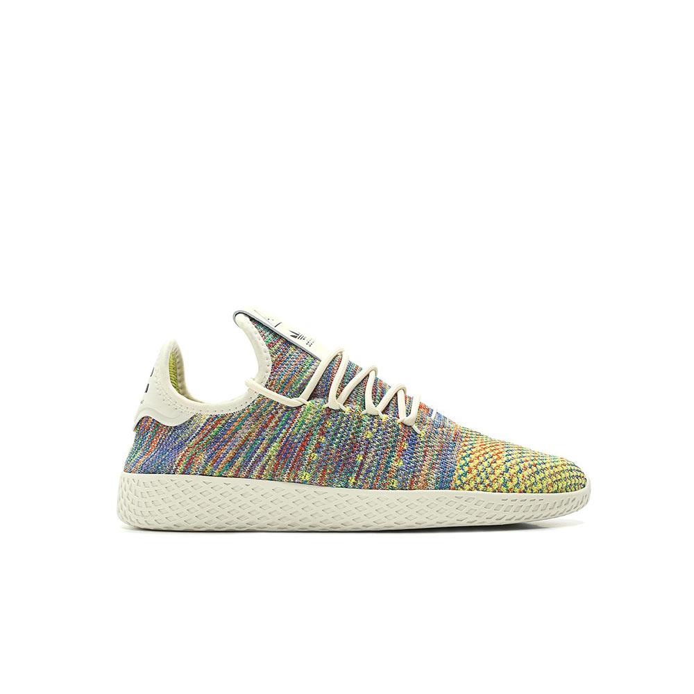 Soldes Basket Pharrell Williams x Adidas Tennis HUMulti