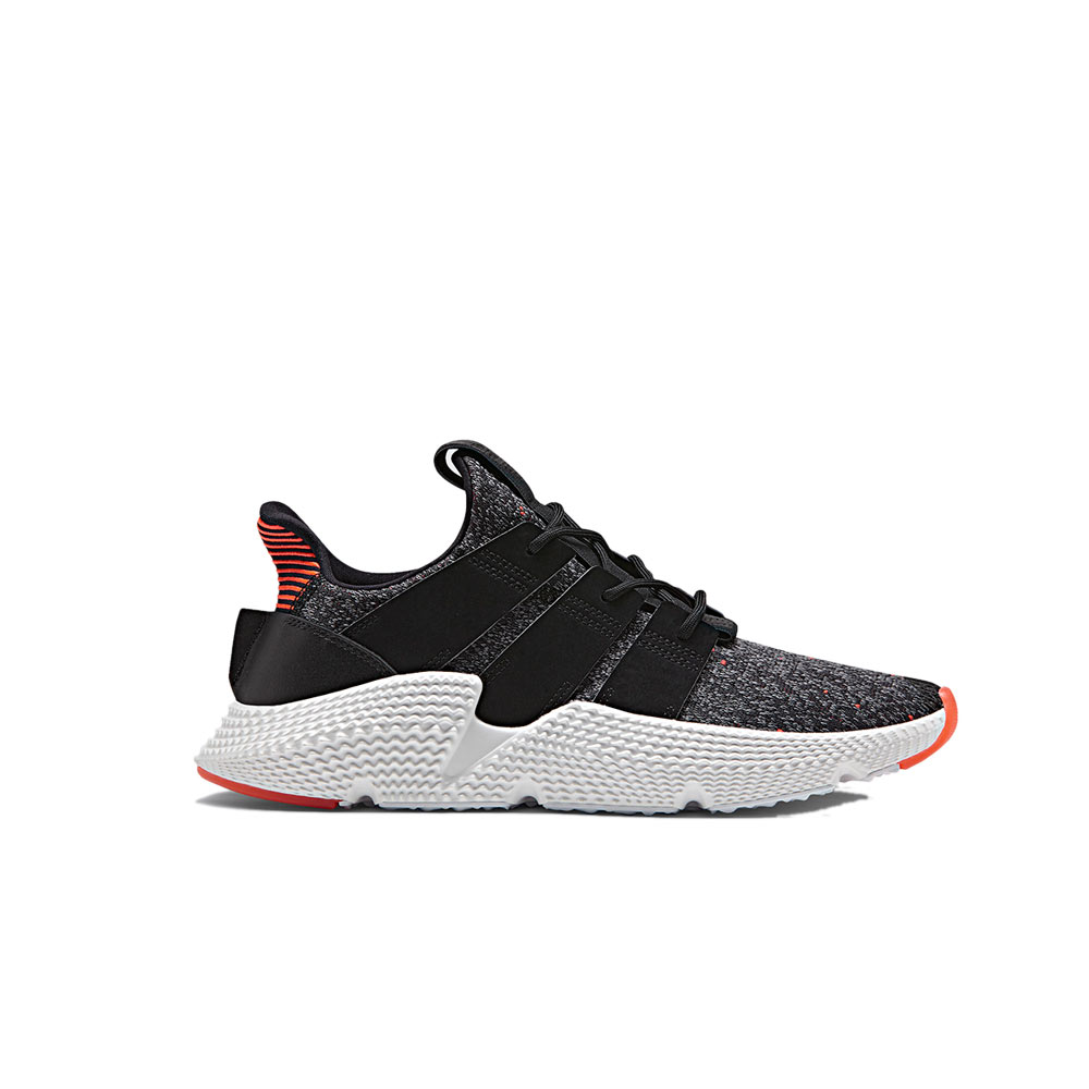 new products 499f1 74c72 Adidas Prophere Core Black Solar Red CQ3022 Sneaker