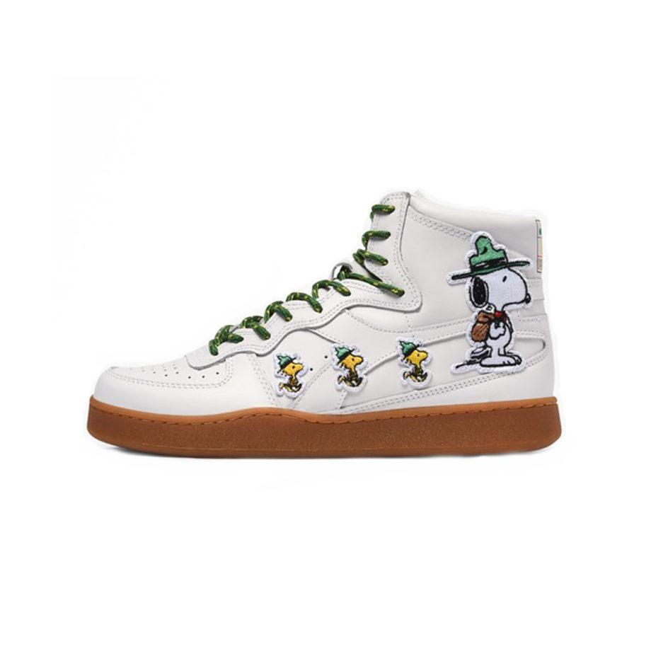 LC23 x Diadora 'Peanuts' Sneakers: Release Date & More Info