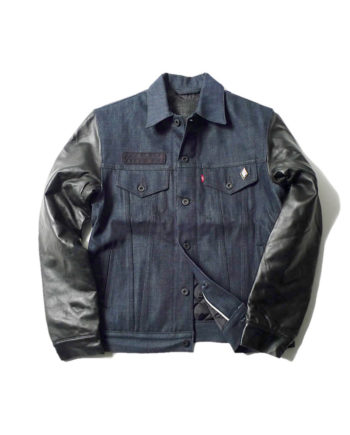 Stussy Neighborhood Levi's Boneyards II Conspiracy Denim Jacket