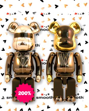 Medicom Toy Chogokin Daft Punk Random Access Memories 200%