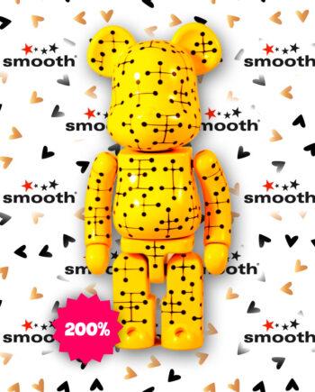 Medicom Toy Chogokin Eames - BANDAI Bearbrick 200%