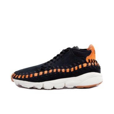 finest selection d3ee3 d85b5 Nike Air Footscape Woven Chukka PRM 44633702 Black