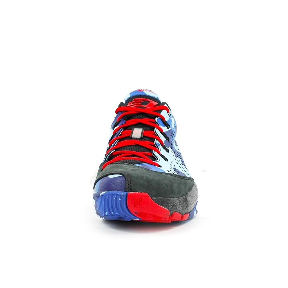 206703eafca651 Nike Air Jordan CP3 VII 616805 012 black chambray blue game royal sport