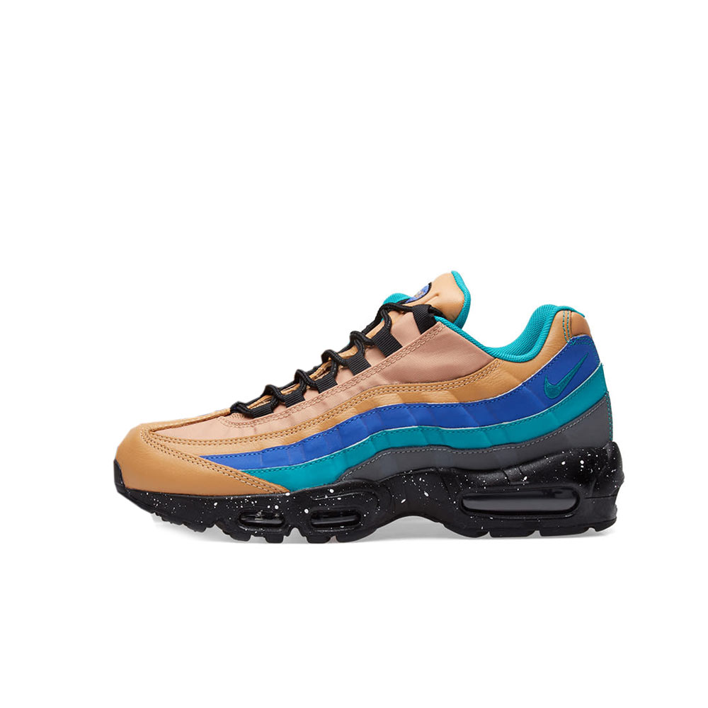half off 2f55f ff80f Nike Air Max 95 Premium 538416204 Praline Turbo Green Grey