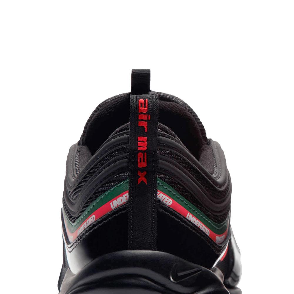 meet 56f79 db1eb Nike Air Max 97 Undefeated OG Black UNDFTD x Nike Air Max 97 OG