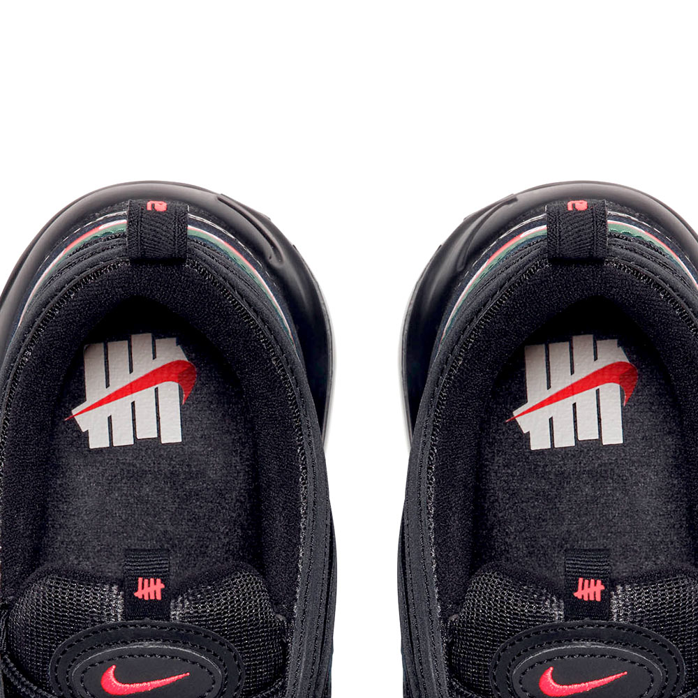 Nike Air Max 97 Undefeated OG Black UNDFTD x Nike Air Max 97 OG