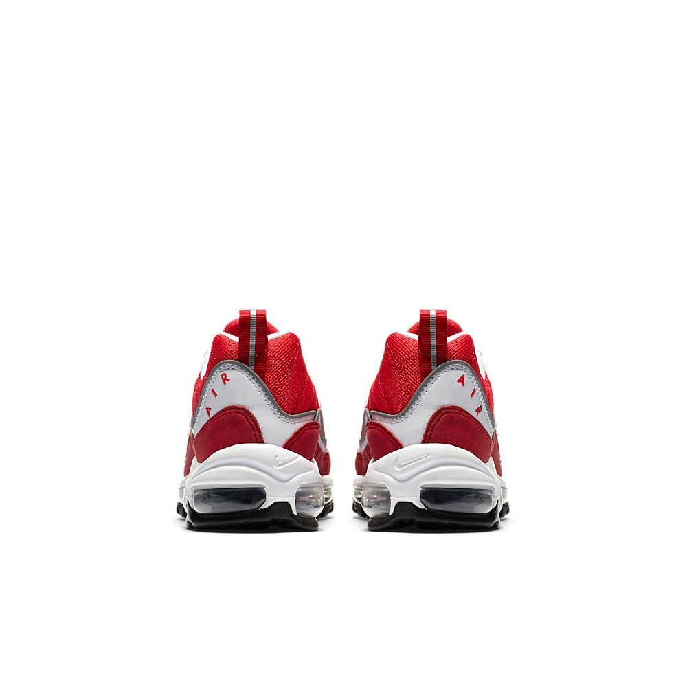 b26603d78a Nike Air Max 98 White Gym Red Valentine's Day 20th anniversary
