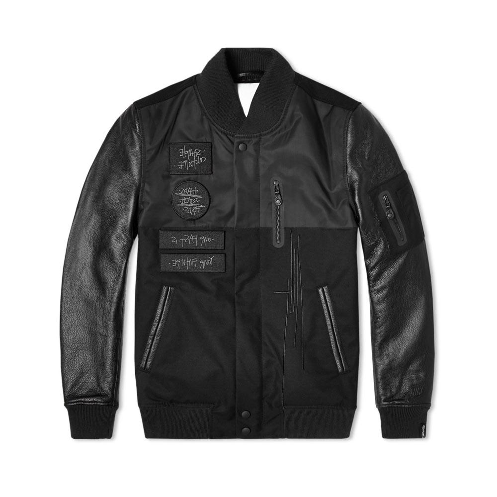 huge discount 24985 60375 Nike Lab Mo  Wax Destroyer Jacket Black James Lavelle