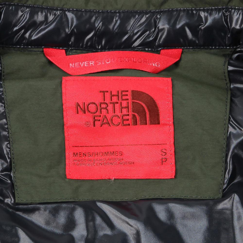 na stopach zdjęcia obuwie unikalny design The North Face Red Label Hoodoo Shirt Rosin Green