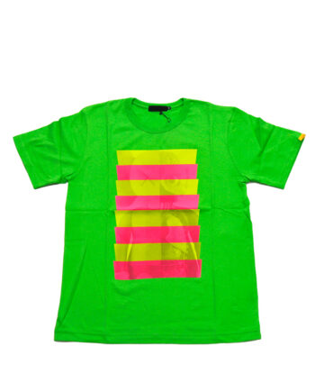 Original Fake Kaws Gachapin Tee Green