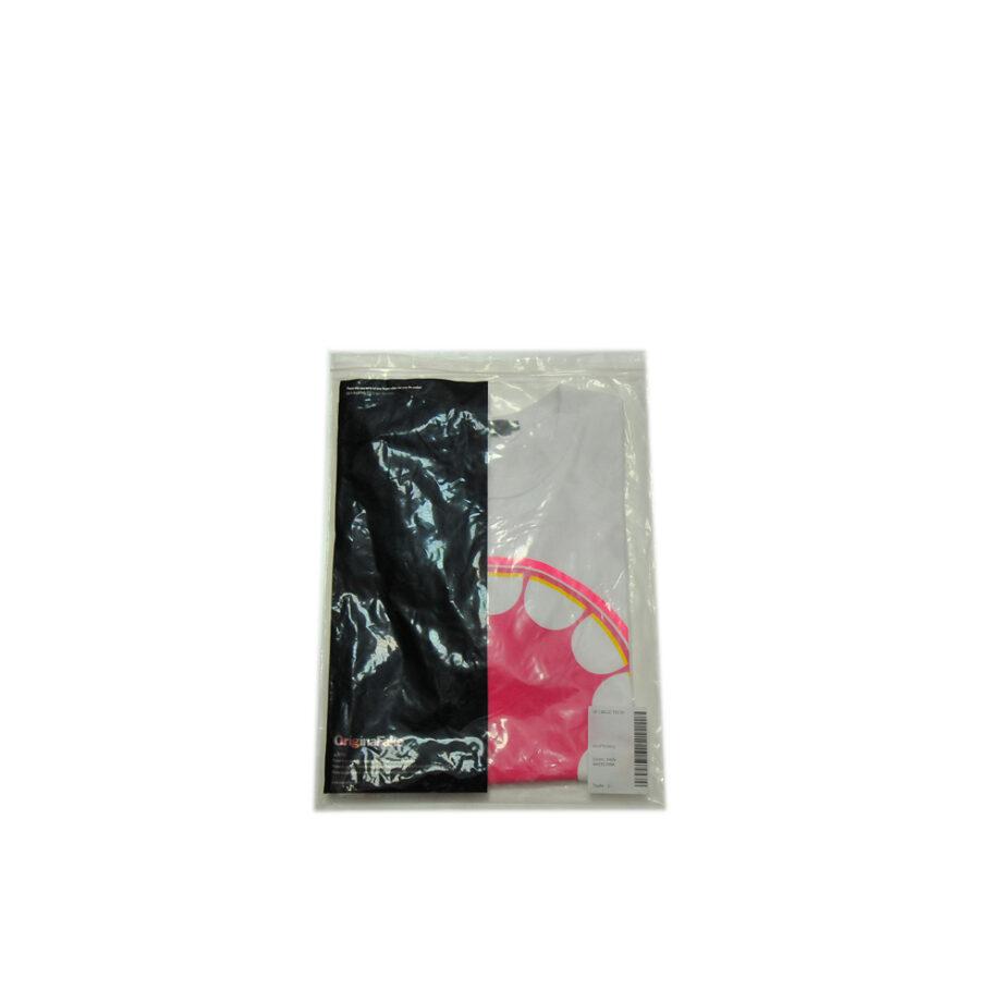 Original Fake Kaws Of Circle Teeth White/Pink Tee
