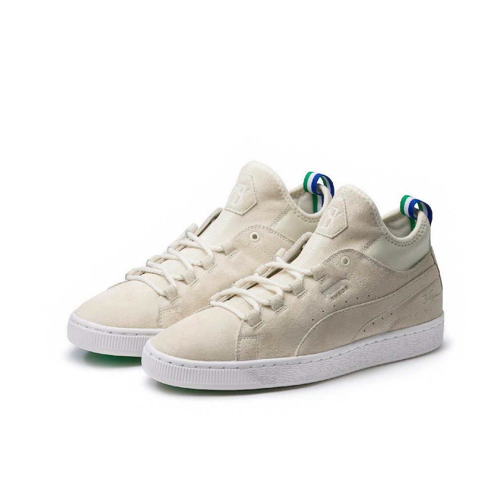 Puma Big Sean Suede 50th White Whisper 366300 01