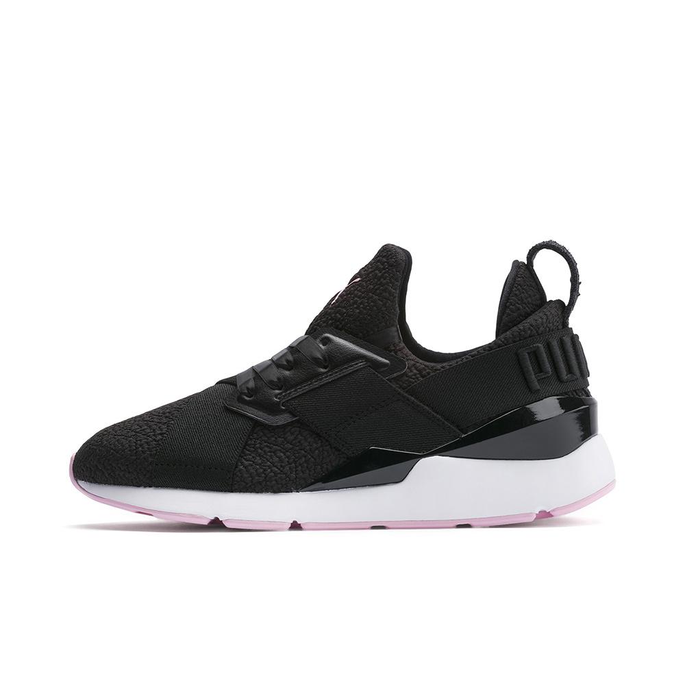 af32829f637 Puma Muse TZ Women's Sneakers 36965802 Puma Black-Pale Pink