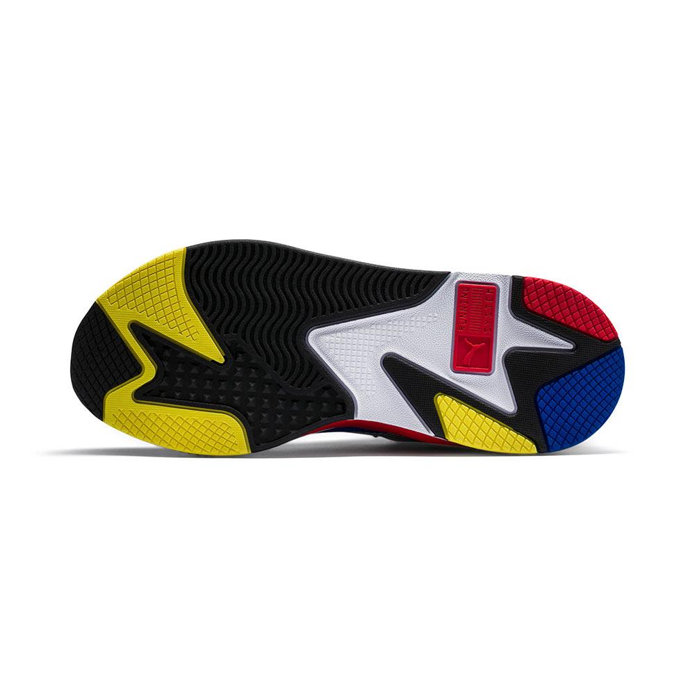 brand new 3038d a2eec Puma RS-X Toys Sneakers 369449 02 Puma White-Puma Royal