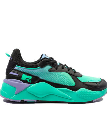 Puma RS-X Tracks MTV Gradient Blaze Sneakers 37093901 Black