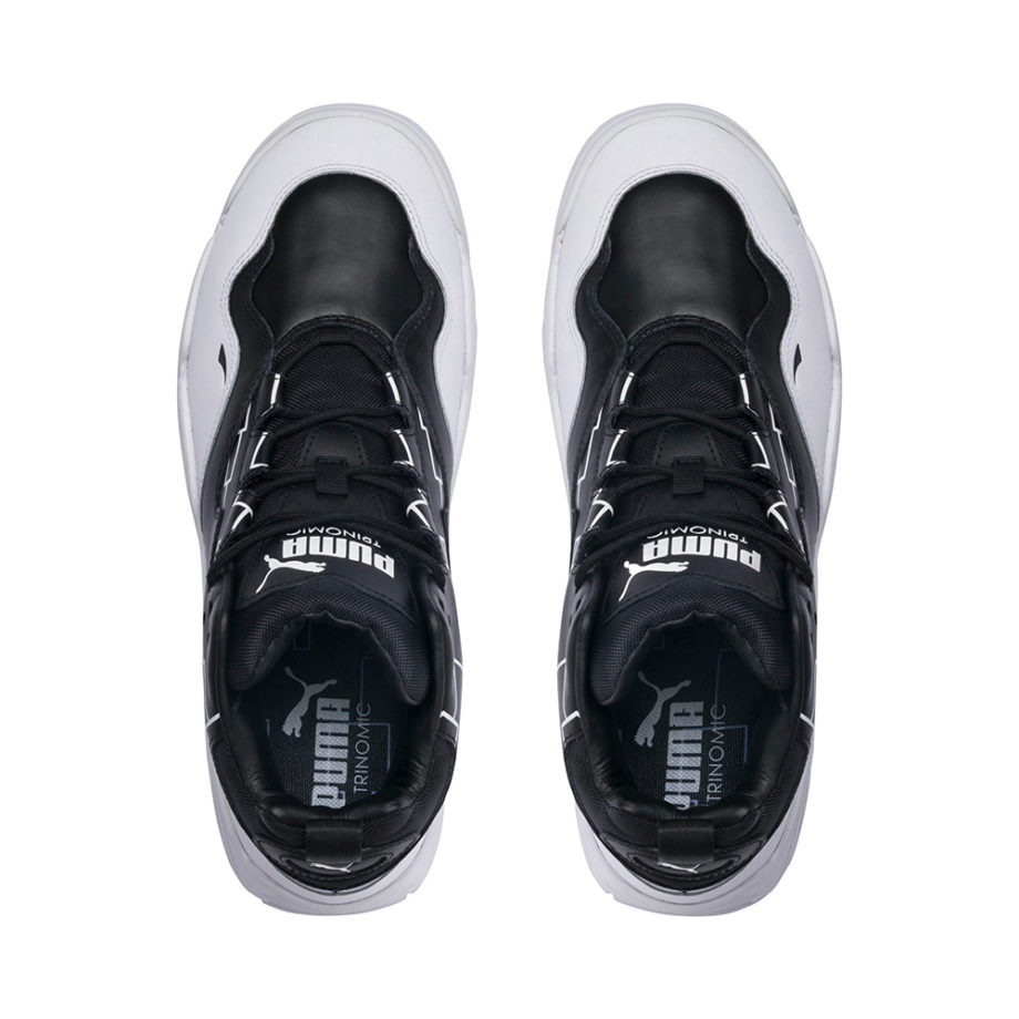 Puma Source Mid Bracket Sneakers