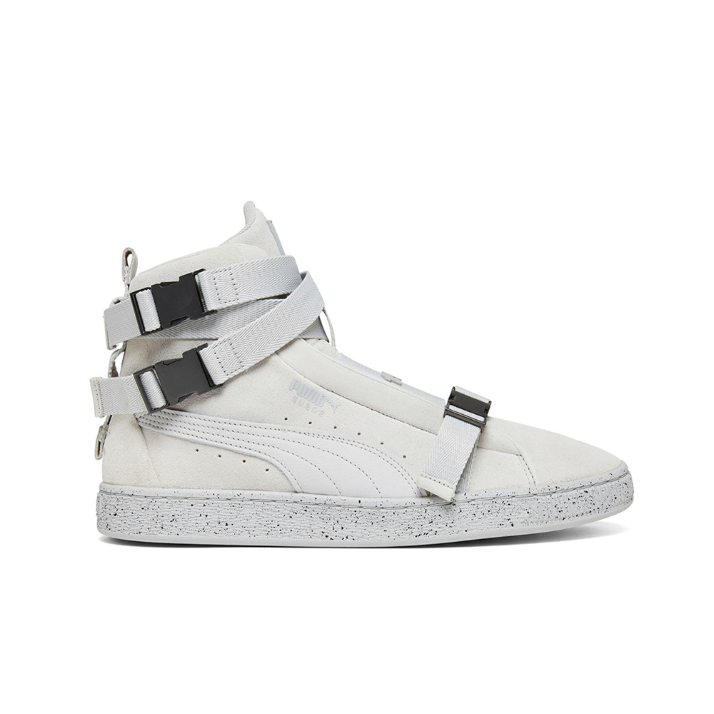 new arrival 2450b 10817 Puma Suede The Weeknd Glacier Gray 366310 02 Limited Edition