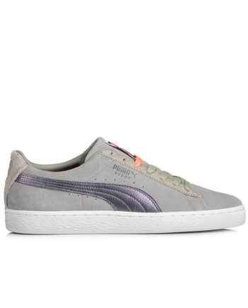 PUMA x STAPLE PIGEON Suede Classic Sneakers 366334 01 Gray