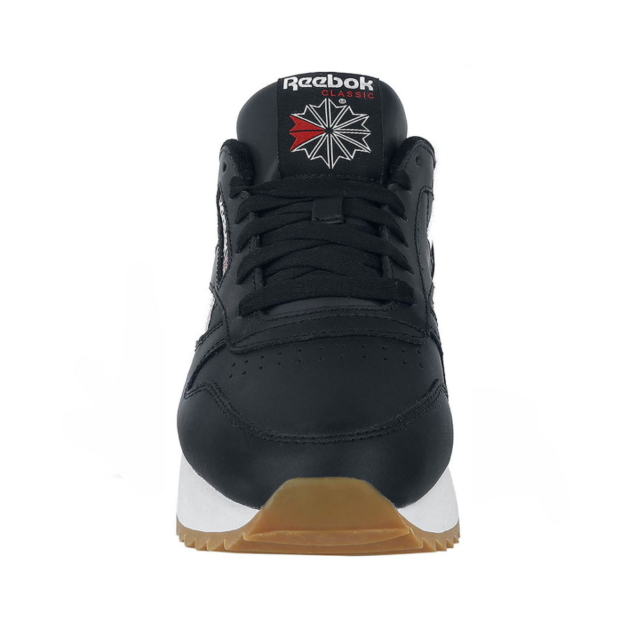 Reebok Classic Leather Double Woman DV3631 BlackWhitePrimal Red