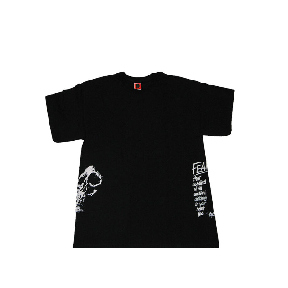SSUR Your Face Here Black T-Shirt Limited Edition