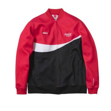 2f5275d08a2d47 Staple X Coca Cola Classic Track Jacket