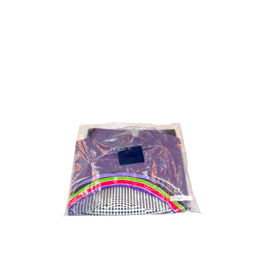 Stussy Cyber Skull Tee Purple Limited Edition 1901108