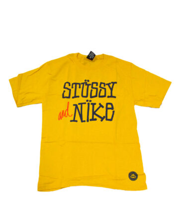 Stussy x Nike Customade Gold Tee Limited Edition FGSC3902379