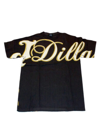 Stussy SS Collection J Dilla The Shinning Black Tee Limited Edition