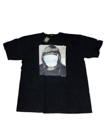 Stussy Tomoo Gokita Tomoo Girl Pocket Black Tee Limited Edition