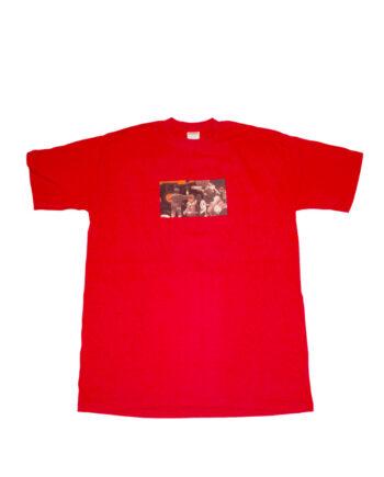 Supreme Protest Carabinieri G8 Genova Carlo Giuliani T-Shirt