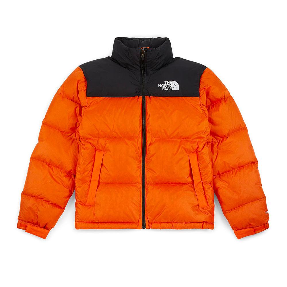 e6fb7f521 The North Face 1996 Nuptse Retro Jacket Persian Orange T93C8DV0W