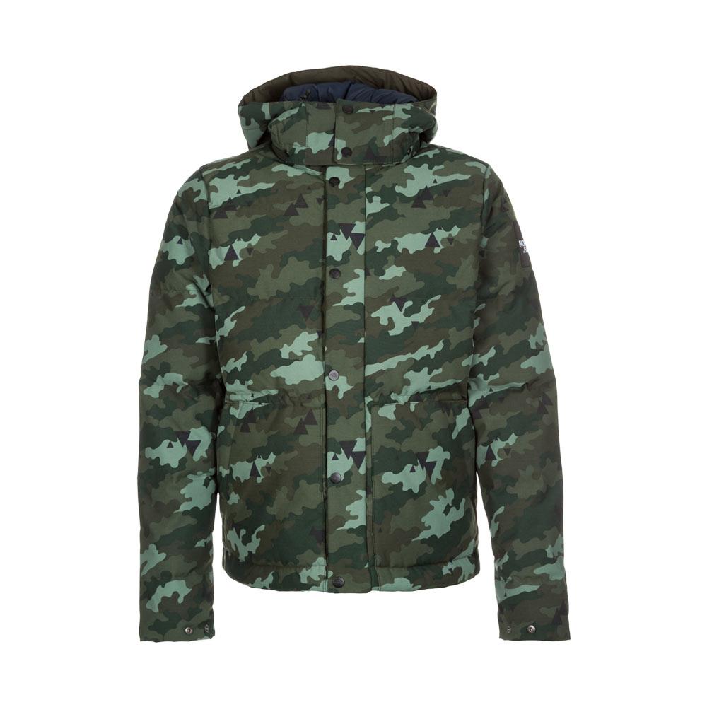 8ba652008 The North Face Box Canyon Jacket Rosin Green Camo Print