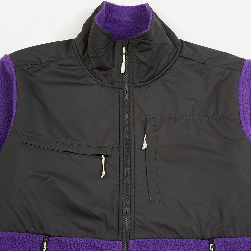 9b58e4385 The North Face Denali Fleece 381M Tillandsia Purple/Asphalt Grey