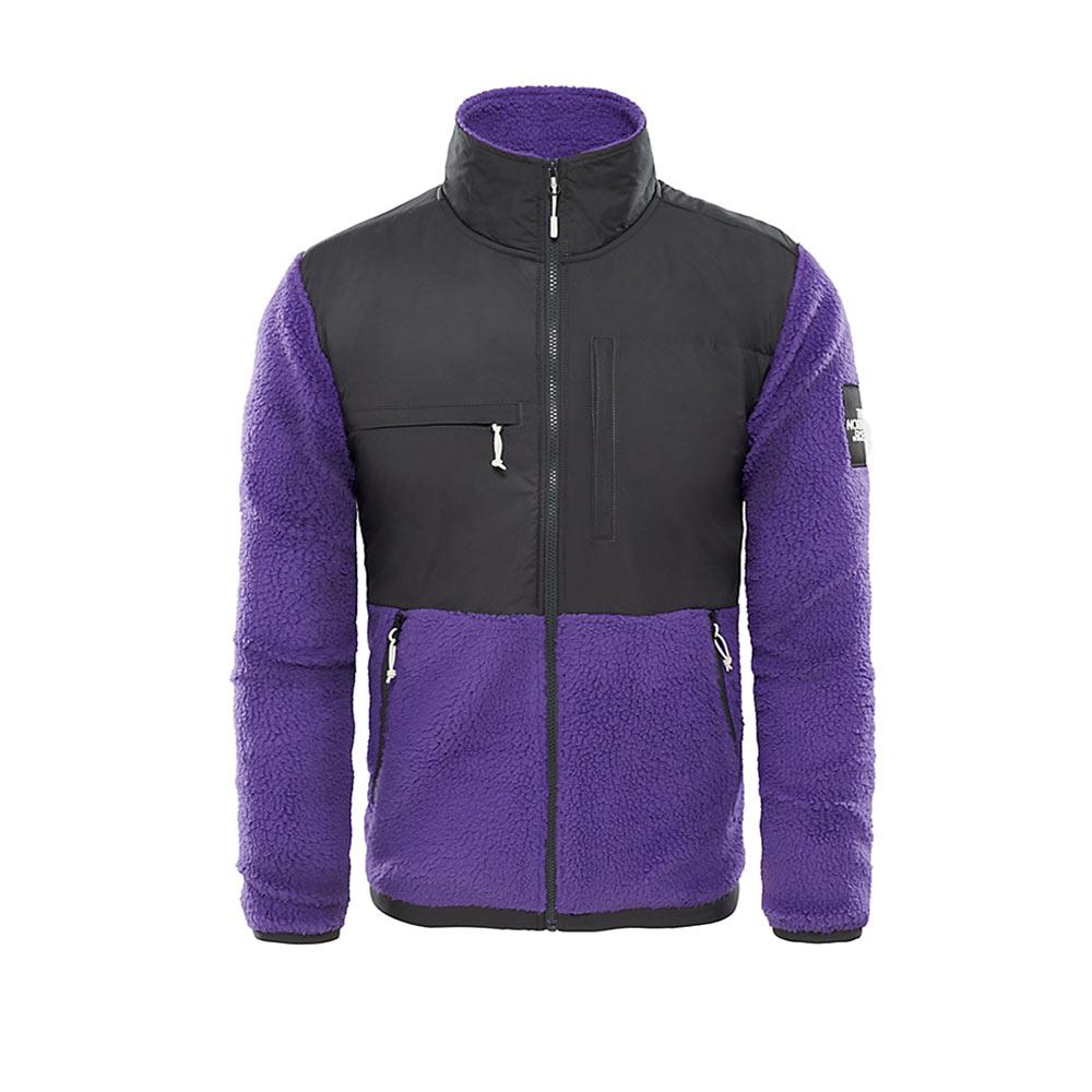 f091ce90e The North Face Denali Fleece 381M Tillandsia Purple/Asphalt Grey