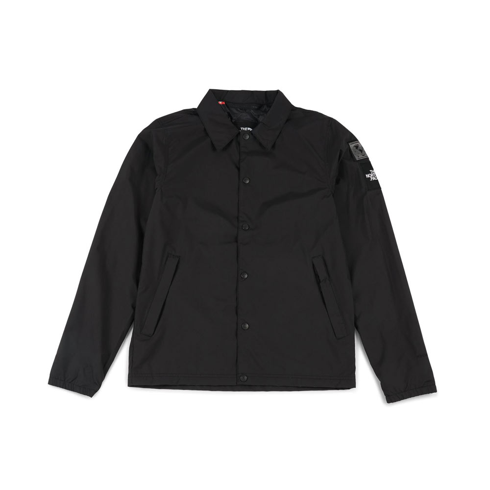 f3a32f3f36d3 The North Face IC Coaches Jacket TNF Black International Collection