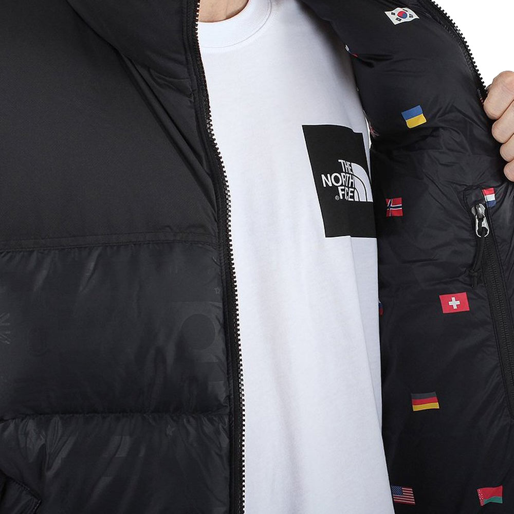 f6e7b54d8426 ... IC Coaches Jacket TNF Black International Collection. Sale. 🔍. The ...